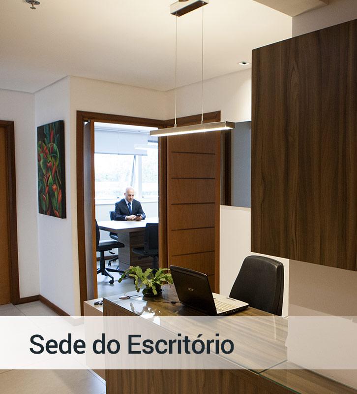 Sede do escritório de advocacia
